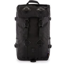 Topo Designs Klettersack Rygsæk Læder 25l, sort